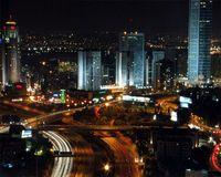 Tel aviv skyscrapers 3
