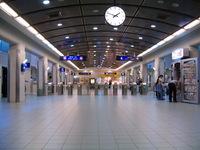 Tel aviv train station