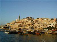 Tel aviv yafo old city port
