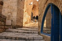 Tel aviv yafo old city