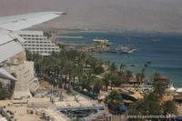 Thanks to travelmania.com ariel kirtchuk - eilat bird's view