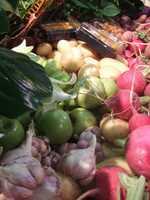 Israël produit...et crée des fruits et légumes de toutes sortes