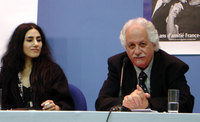 Ronit Elkabetz et Katriel Schrory