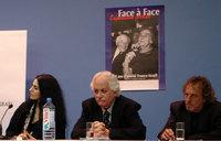 Ronit Elkabetz, Katriel Schrory et Charles Zrihen