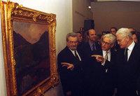 Le PM Lionel Jospin à Jérusalem