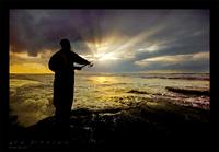 Sun fishing - gilad benari