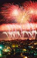 J fireworks