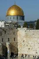 Mur des Lamentations et Mosquée