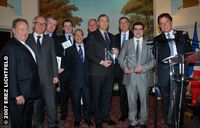 Remise des Trophées CCFI 2007