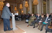 Alain Bauer, Criminologue à la Sorbonne, Conseiller au NYPD