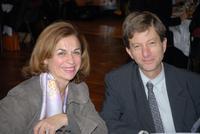 Carmela Serfaty et Gilles Wurmser (CCIP)