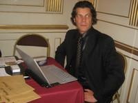 "Dominique Bourra, organisateur des Rencontres ""one to one"""