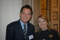 André Maarek et Sabine Roitman