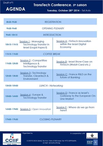 Agenda TransTech 5