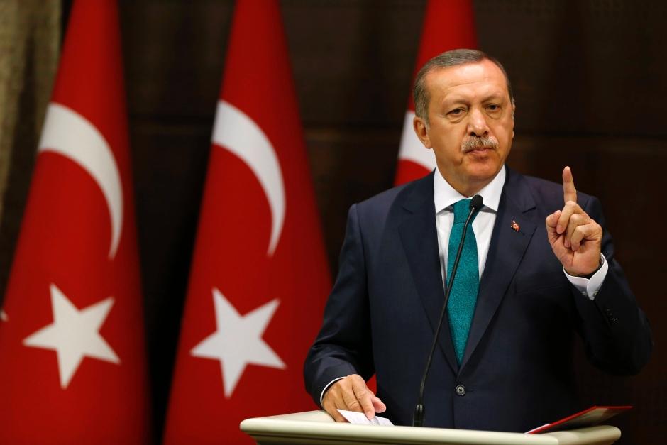 Erdogan se moque de l'avis de l'Union européenne